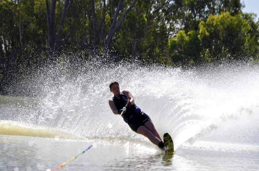 Can You Ski Behind A Pontoon Boat
