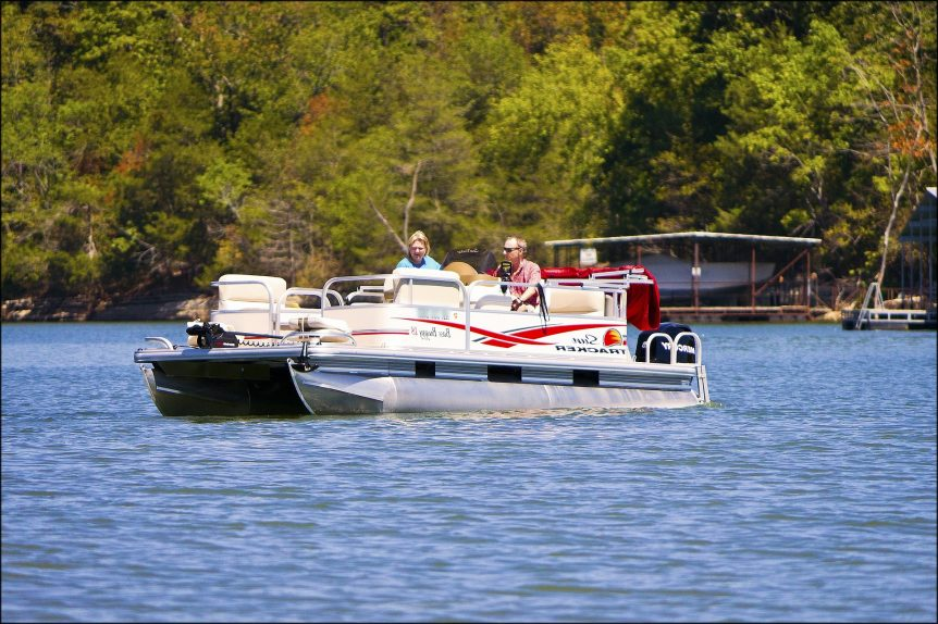 What Size Trolling Motor For 24-Foot Pontoon Boat