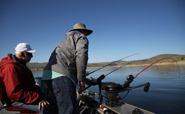 pontoon boat trolling motor shaft length